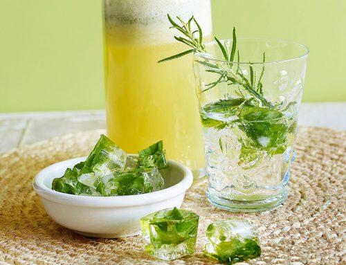 Ananas-limebooli