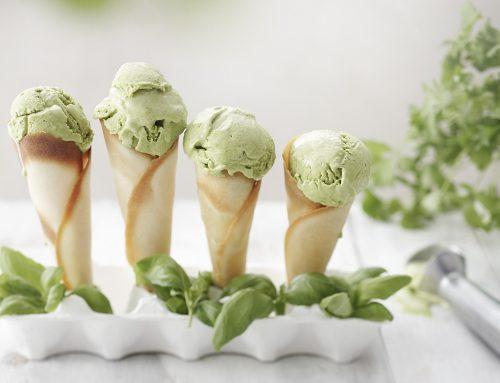 Tuoreimmat tötteröt – itse tehty jäätelö maistuu aina