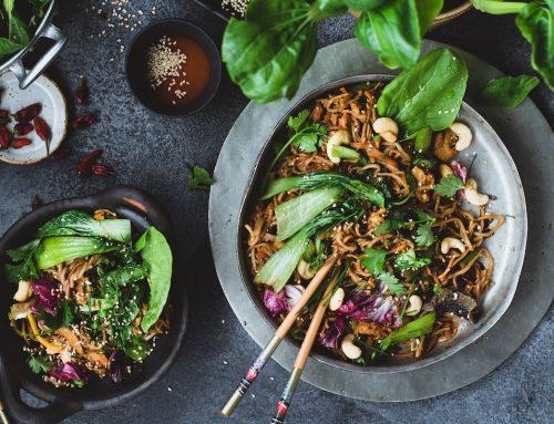 Tuoreet arkiruoat täynnä virtaa ja vihervoimaa – poimi parhaat reseptit