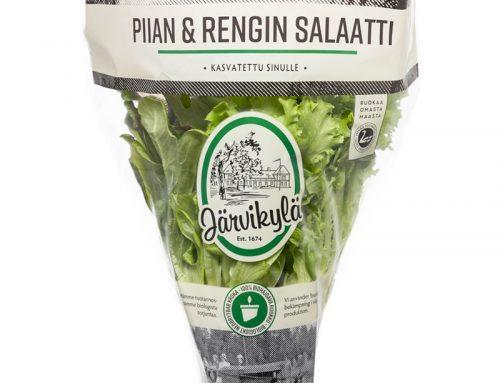 Piian ja Rengin salaatti