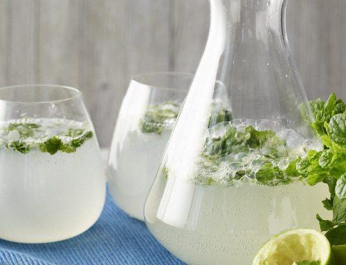 Viileän vihreä juoma